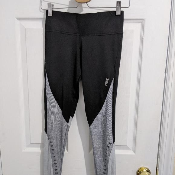 PINK victoria secret leggings size XS